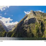 Milford Sound – I (Luxe kaart 20x30cm.)