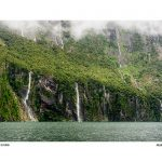 Milford Sound – IV (Luxe kaart 20x30cm.)